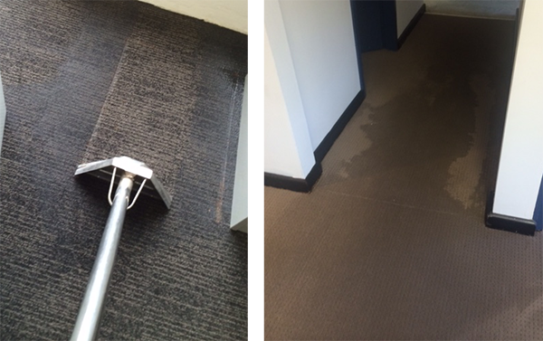 water damaged carpet repairs Sydney